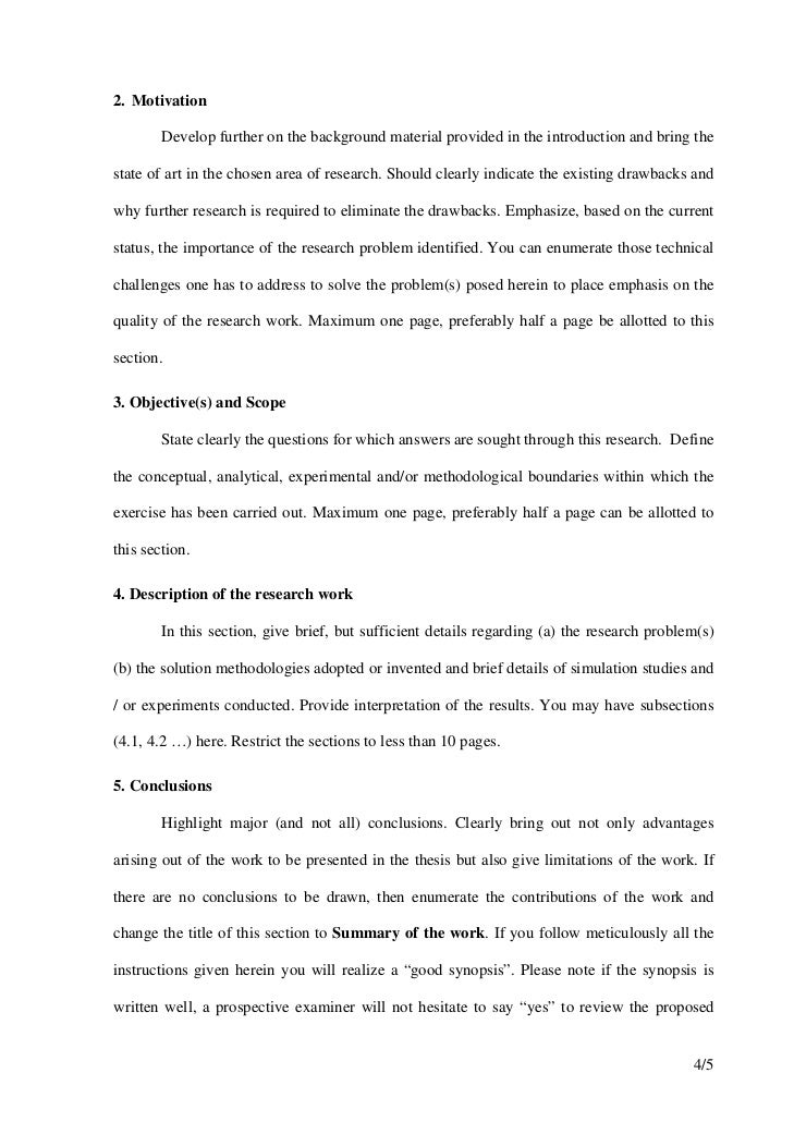 example of an reasearch essay