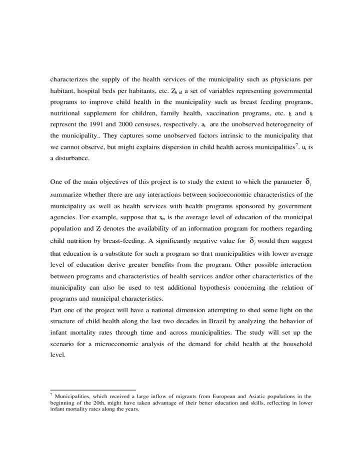medical research proposal example pdf