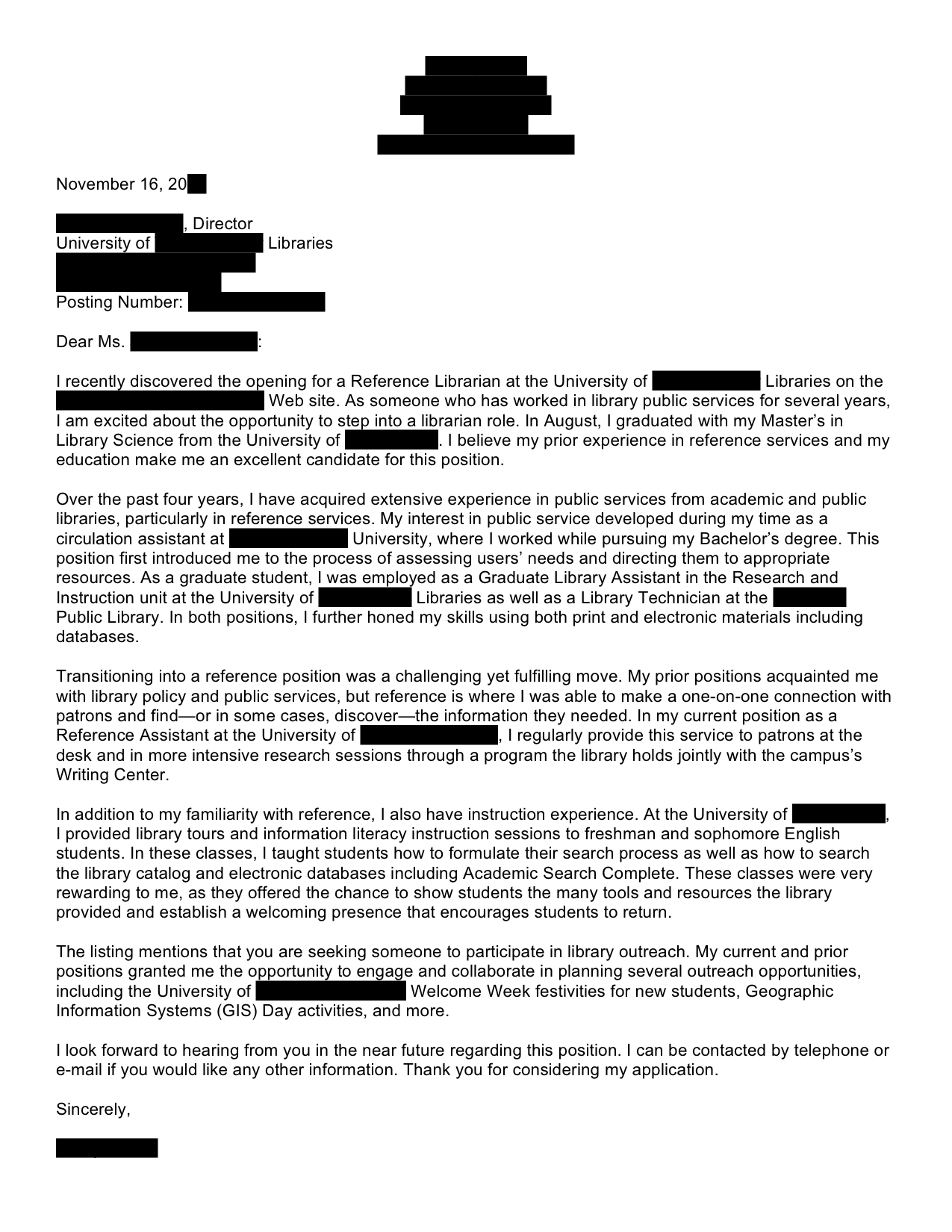 letter of recommendation example reddit