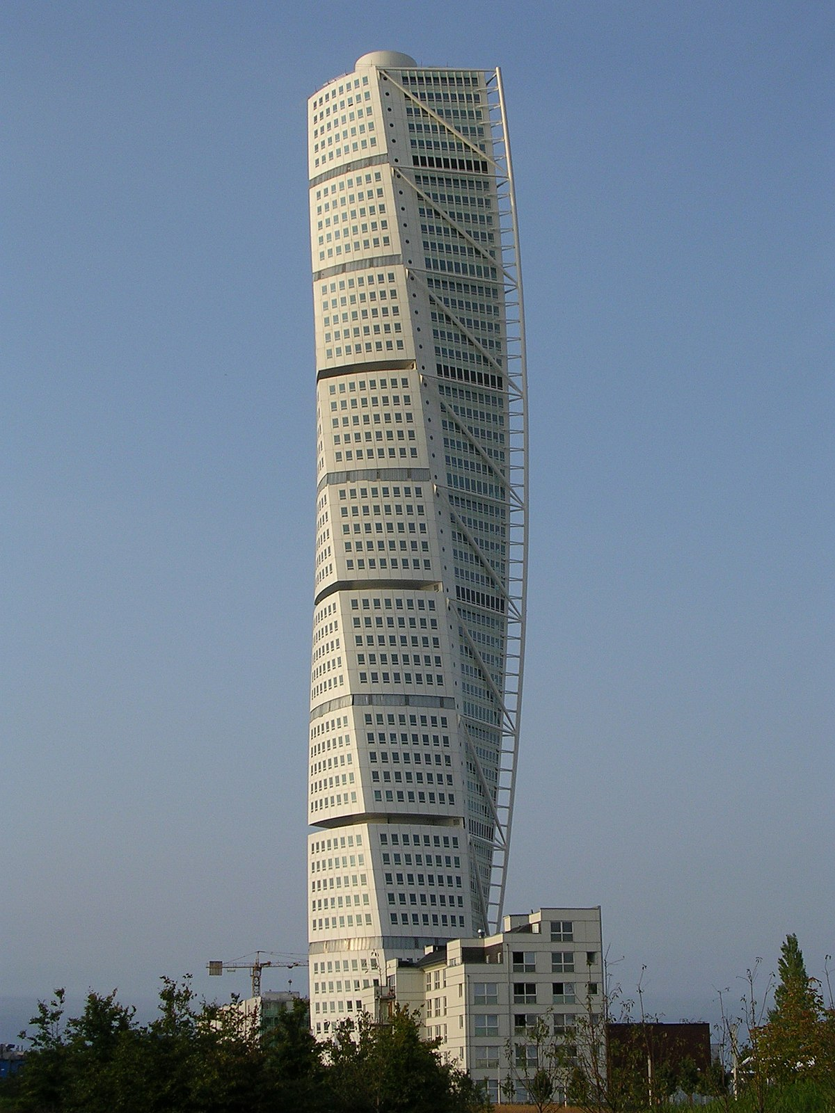 60 metre tall building example