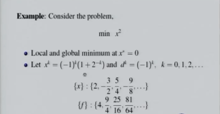 example of convergent question in mathematics