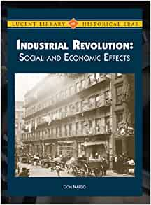 is the industrial revolution an example of right winged economics
