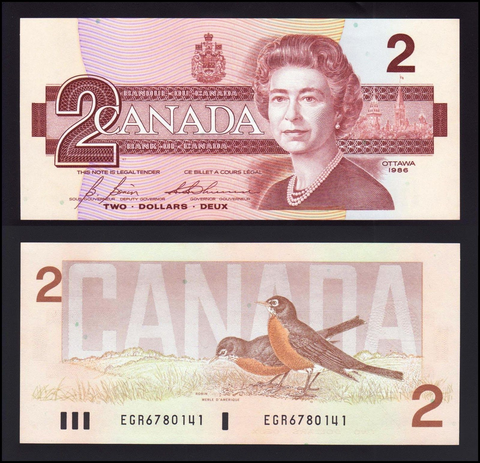 example of a canadian bill