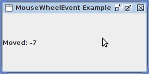 java event listener interface example