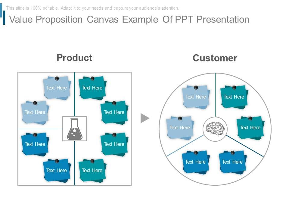 value proposition example team project