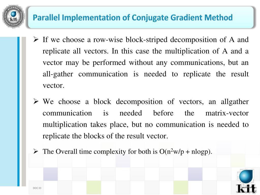 conjugate of a matrix example