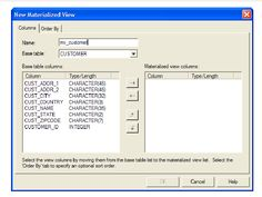 materialized view in sql example