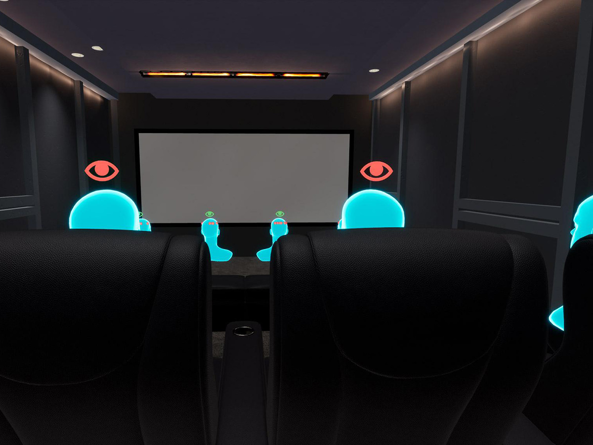 in home virtual reality example
