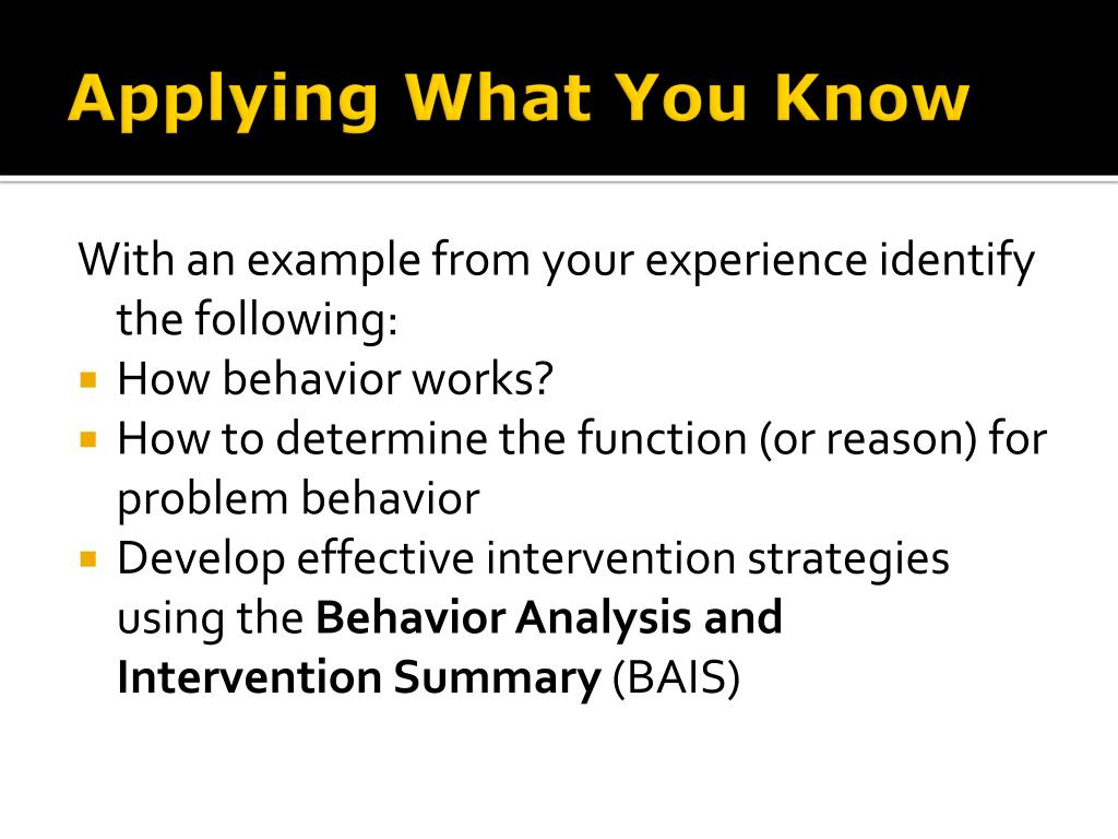 which of the following is an example of covert behavior