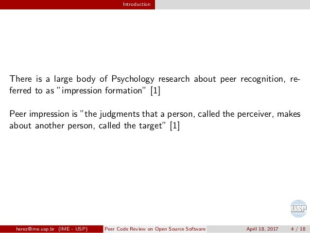 peer review research paper example