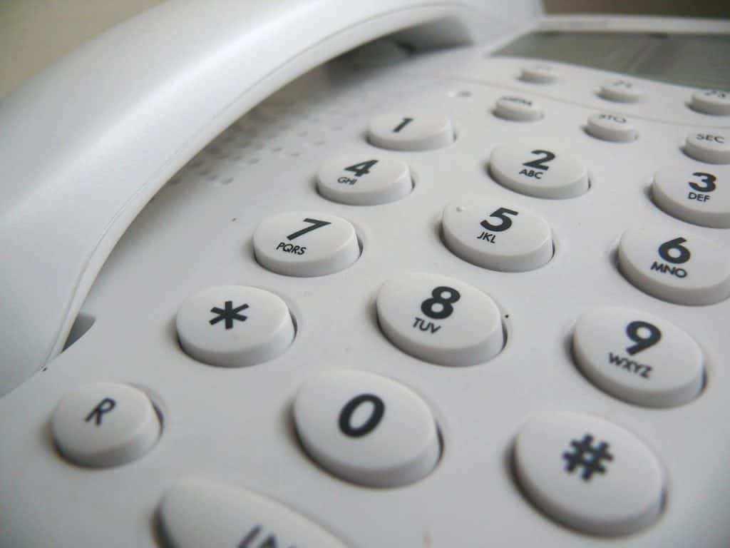 telephone area code is an example