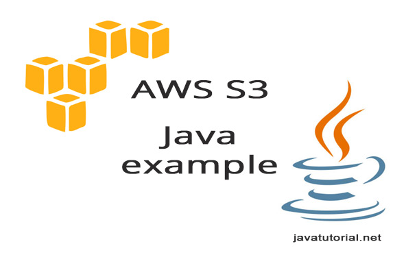 aws s3 get and unzip java example