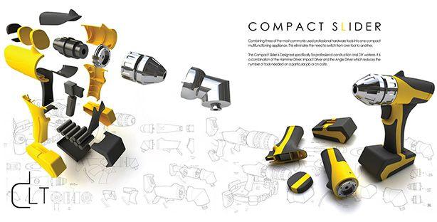 example of industrial design portfolio