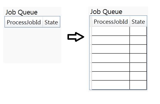 wpf datagrid two way binding example