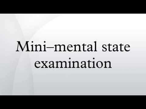 mental status examination example report