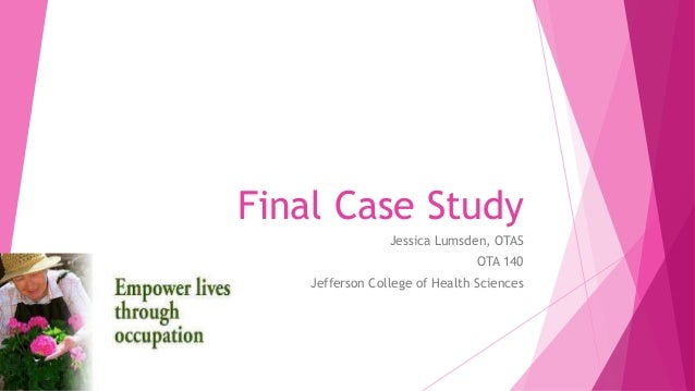 example of case study research design