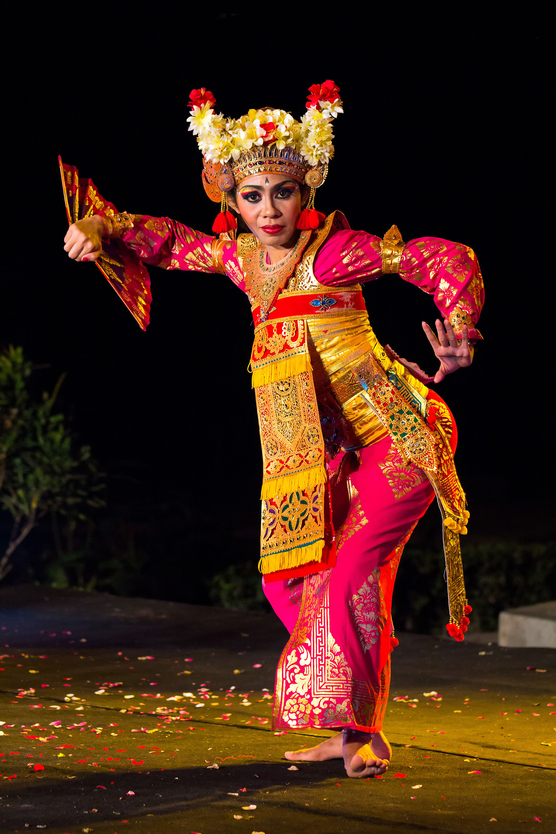 example of afro asian culture and tradition