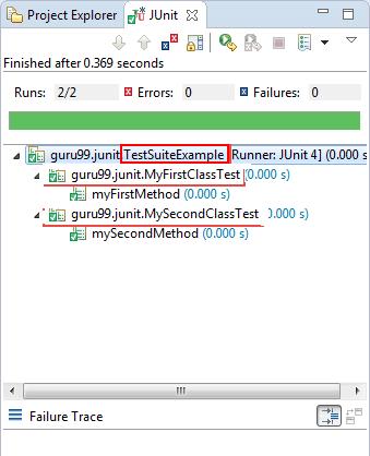junit test case example in java