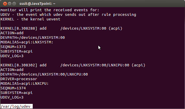 more and less command in linux with example