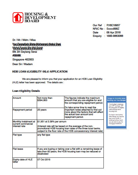 osap restriction appeal letter example