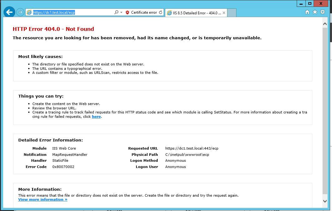 permission example antispam exchange 2013